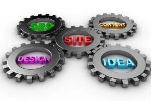 Portfolio for Web design and project management